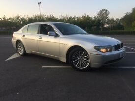 BMW 7 Series 730 Li Limousines , Auto, Mint condition, £2700 Negotiable