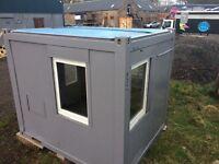 Portable Garden Office Cabin for rent