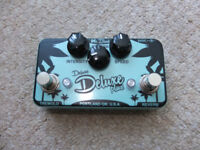 Dr Black Deluxe Deluxe Plus Tremolo and Spring reverb pedal