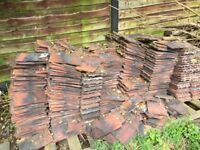 FREE rosemary roof tiles. 500ish pick up only ASAP