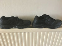New Balance Black Trainers - Rarely Worn £25