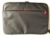 New Unused 15 Inch Soft Laptop Case With A lLarge Pocket