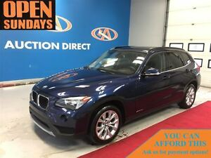 2013 BMW X1 xDrive28i, PANO ROOF, ALLOYS, HEATED SEATS!
