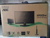 aoc 18.5 inch pc monitor