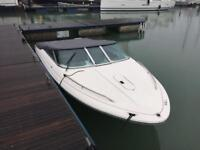 Searay 170 sports boat