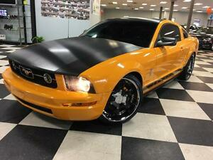 2007 Ford Mustang V6 100% APPROVAL GUARANTEED!!!