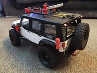 Rc crawler scx10