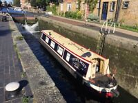 46' Charming Narrowboat