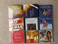 Christmas Music CDs Job Lot Bundle