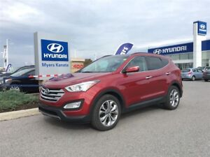 2016 Hyundai Santa Fe Sport 2.0T LIMITED ONE OWNER DEALER SERVIC