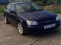 Subaru Legacy - 12 mths MOT, new timing belt & fully serviced