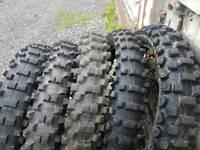 Motocross rear tyres