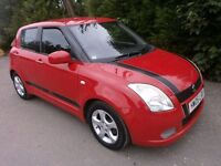 2005 SUZUKI SWIFT 1.3 GL 5DOOR HATCHBACK FULL SERVICE HISTORY, HPI CLEAR, CLEAN CAR, DRIVES LIKE NEW