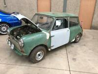 Classic Mini or parts wanted