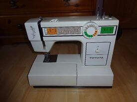 Toshiba sewing machine, spares or repair