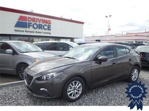 2016 Mazda Mazda3 GS Front Wheel Drive - 37,991 KMs, Seats 5