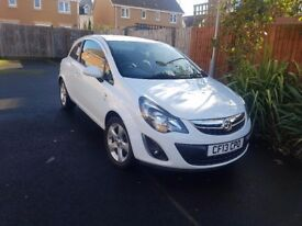 Excellent condition Vauxhall Corsa 2013