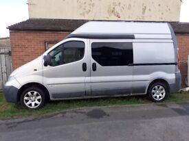 Vauxhall, VIVARO, Panel Van, 2007, Manual, 1995 (cc)