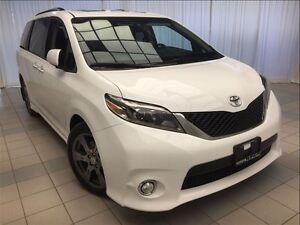 2017 Toyota Sienna SE Tech *One Owner! *