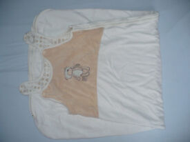 3x Grobag from Mothercare, 18-36mths/ 1.5-3 years; 2x 1.0tog and 1x 2.5tog, 100% cotton.