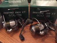 Pair of Shimano XT 6000 RB Baitrunners, NEW