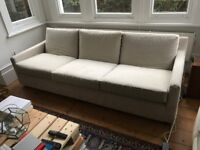 4 SEATER SOFA - SELLING CHEAP FOR QUICK SALE