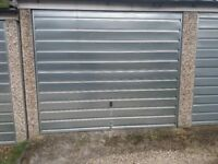 LOCK-UP GARAGE TO LET. CHINGFORD. IDEAL CAR OR STORAGE