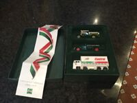 CASTROL 100 YEAR Centenary Set of Diecast Models in Original Box