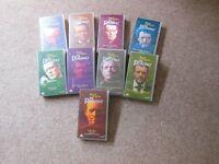 The Prisoner TV series complete set on VHS videos
