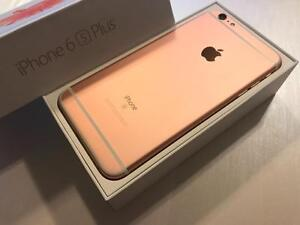 Apple iPhone 6S PLUS 16GB Rose Gold - UNLOCKED W/FREEDOM - 10/10 - Guaranteed Activation + No Blacklist