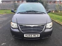 CHRYSLER GRAND VOYAGER 2.8 CRD LX AUTO 55 REG 7 SEATER 12 MONTHS MOT