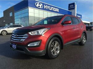 2013 Hyundai Santa Fe Sport 2.0T Premium