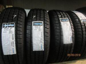 SET OF 4 NEW MATCHING 235/70R16 IRONMAN RADIAL A/P A/S TIRES