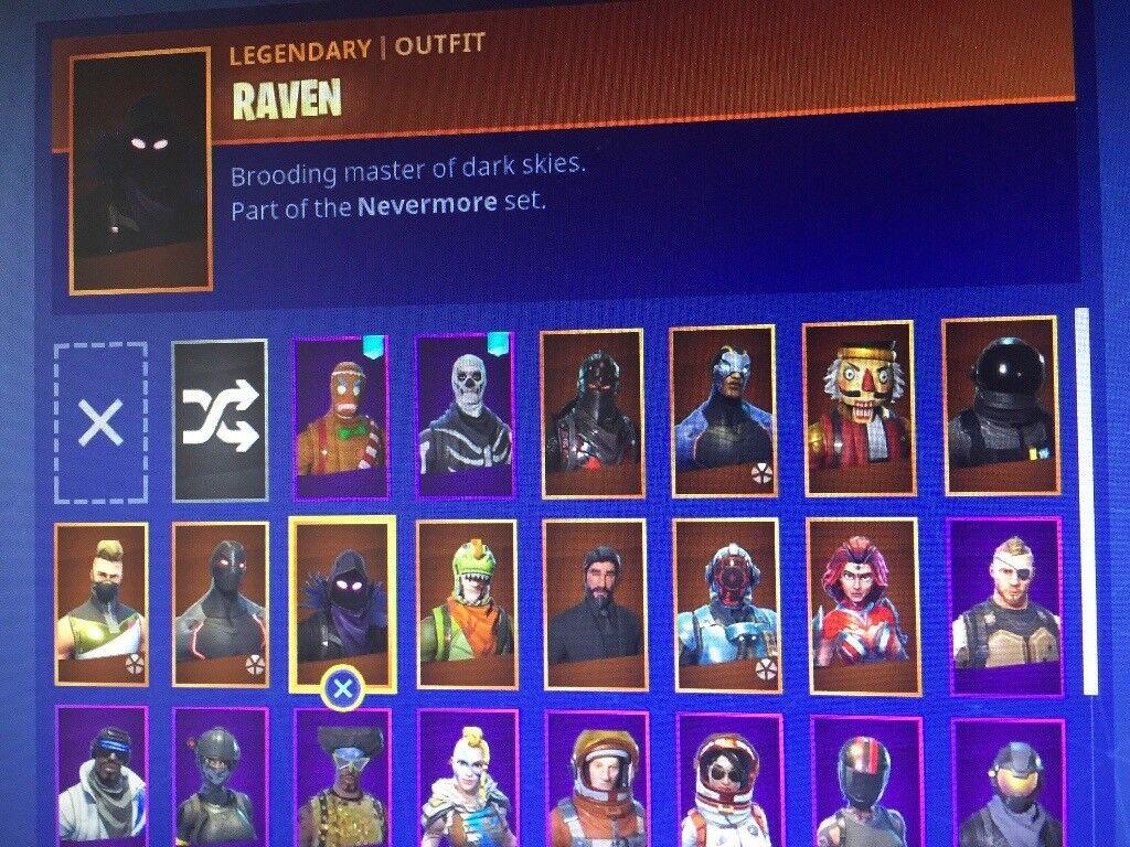 Fortnite Skins Purple Skull Trooper | V Buck 4 Free