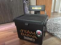 Team daiwa breakaway seat box