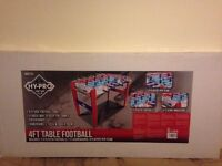 Football table 4ft
