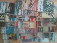 Collection of Ballantine's Illustrated History of World War II Books