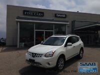 2011 Nissan Rogue SV-AWD-Sunroof-heated seats