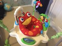 Fisher Price Rainforest Jungle Jumperoo