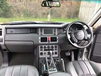 2003 Land Rover Range Rover 3.0 Td6 Vogue 5dr Automatic @07445775115