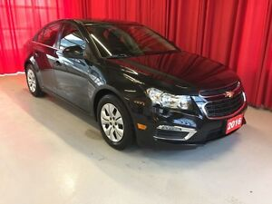 2016 Chevrolet Cruze LT Turbo AT Sunroof