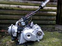 50cc pit bike engine