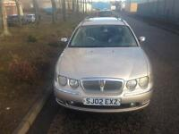 Rover 75 diesel estate cheap car long mot