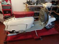 Genuine Italian Lambretta Li150 Special Finance Available Part Exchange Welcome