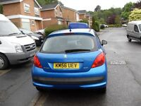 to clear this is cheap peugeot 207 s 56 plate 1.4 petrol 5 door cheap insurance