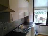 large 2 bedroom first floor flat.Central location for all amenities
