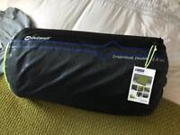NEW Outwell Dreamboat 12cm double self inflating mattress