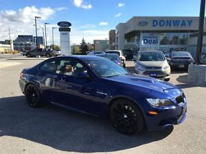 2013 BMW M3 E92 Coupe 6 SPEED!! RED INTERIOR!
