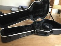 1SKB T45 Hard case primarily for Tanglewood Super Folk acoustic guitar