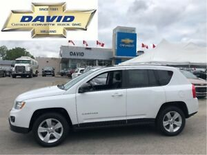 2013 Jeep Compass NORTH 4WD/ LOADED/ SUNROOF/ KEYLESS/ NAVI.